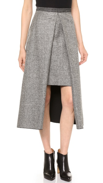 Dion Lee Cutaway Box Skirt