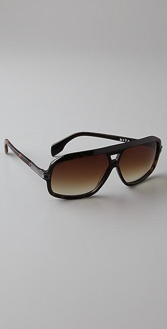 DITA Sig Aviator Sunglasses