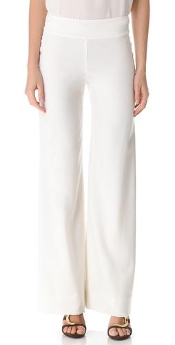 Donna Karan New York Wide Leg Trousers