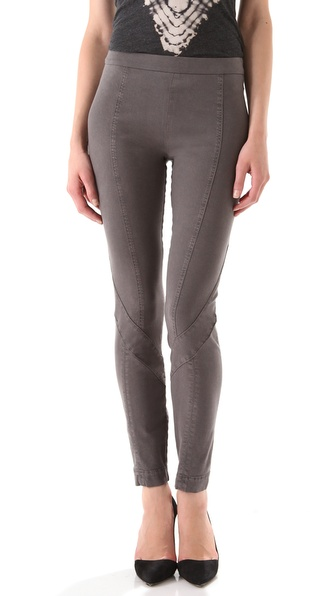 Donna Karan New York Second Skin Seamed Pants