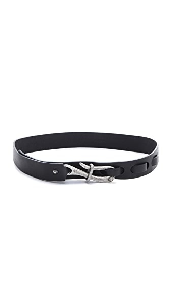 Donna Karan New York Single Hook Belt