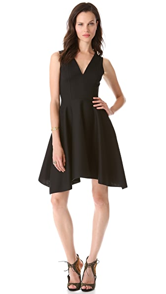 Donna Karan New York Bonded Seam Dress