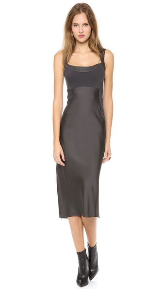 Donna Karan New York Empire Waist Dress