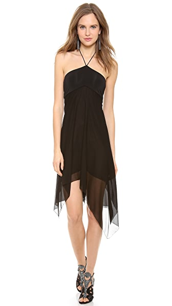 Donna Karan New York Halter Dress