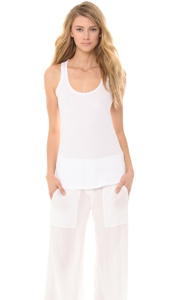Donna Karan New York Sleeveless Tank