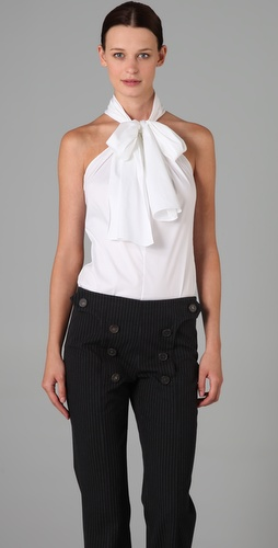 Derek Lam Sleeveless Blouse