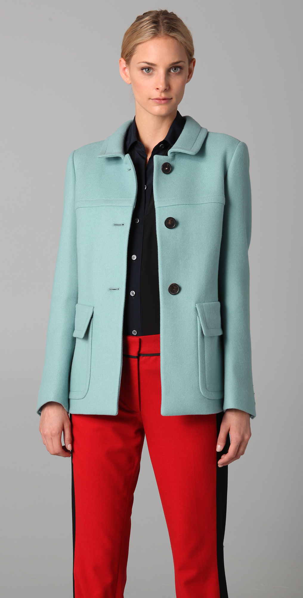 Derek Lam Pea Coat from shopbop.com