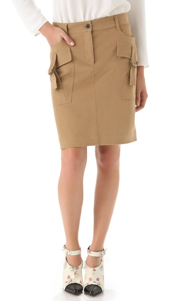 Derek Lam Utility Skirt
