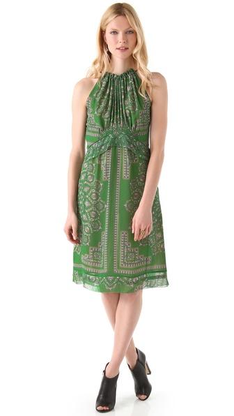 Derek Lam Halter Dress