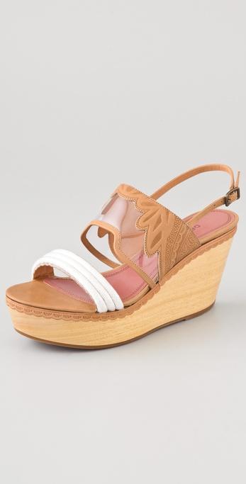 Derek Lam Nico Platform Sandals