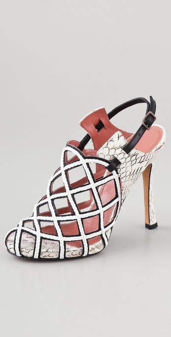 Derek Lam Soma High Heel Sandals