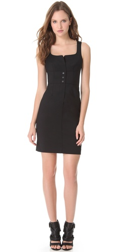 Derek Lam Corset Tank Dress
