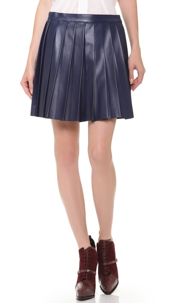 Derek Lam Pleated Skirt