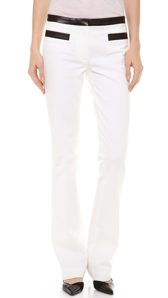 Derek Lam Boot Cut Pants