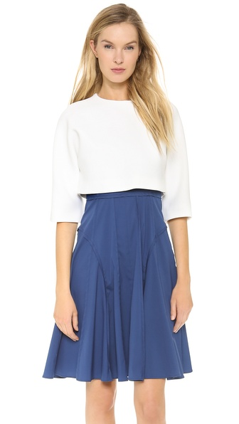 Derek Lam Short Sleeve Top