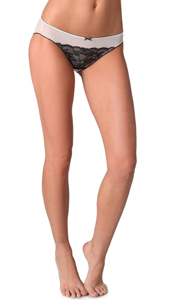 DKNY Intimates Cool Coquette Bikini Briefs