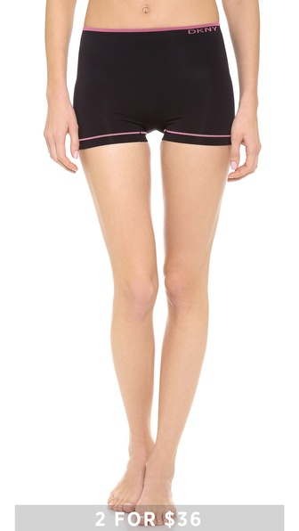 DKNY Intimates Tummy Managers Boyleg Shorts
