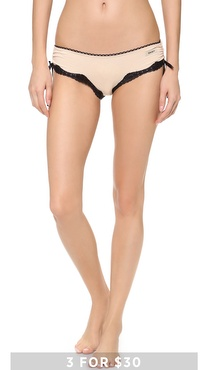 DKNY Intimates Cotton Cutie Bikini Briefs