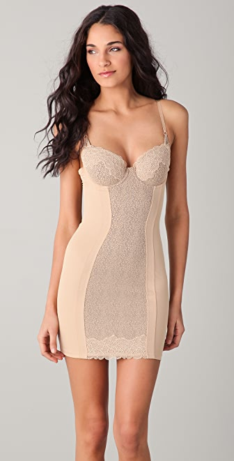 DKNY Intimates Vintage Whispers Shaping Full Slip