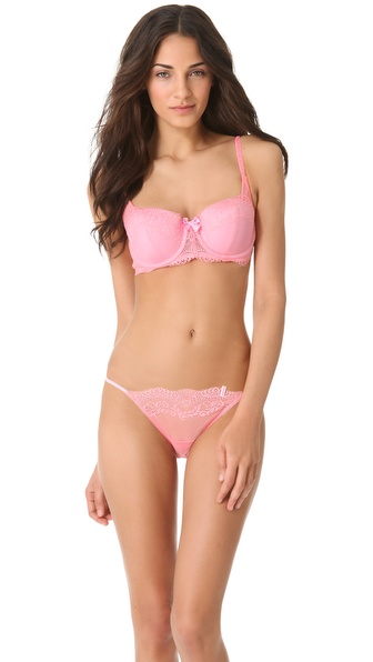DKNY Intimates Seductive Lights Balconette Bra