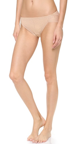 DKNY Intimates Fusion Lace Fancy Hipster at Shopbop / East Dane