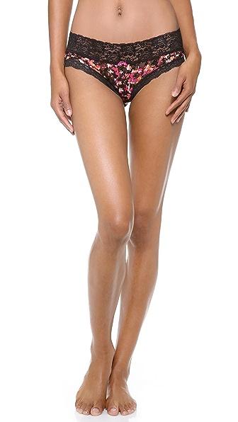 DKNY Intimates Signature Lace Table Bikini