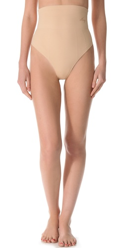 Shop DKNY Intimates Fusion High Waisted Thong - DKNY Intimates online - Apparel,Womens,Lingerie,Panty, at Lilychic Australian Clothes Online Store