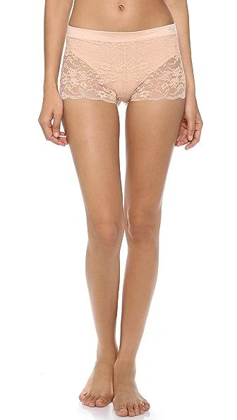 DKNY Intimates Signature Skin Comfort Shaping Shortie Panties