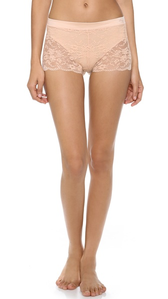 DKNY Intimates Signature Skin Comfort Shaping Shortie Panties