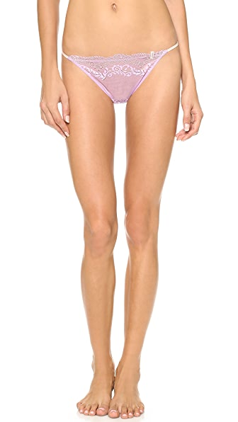 DKNY Intimates Seductive Lights G-String