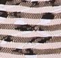 Black/White Bold Stripe
