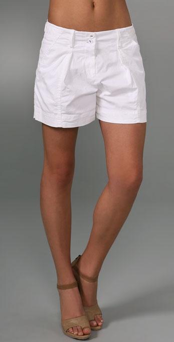 DKNY pure DKNY Pleated Shorts