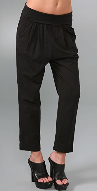 DKNY pure DKNY Pull On Ankle Pants