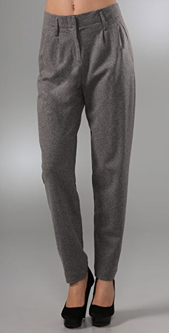 DKNY pure DKNY Pleated Pants