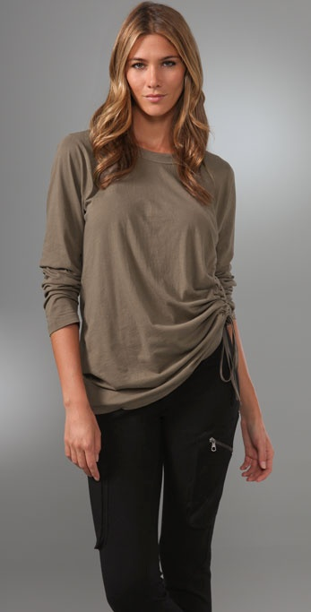 DKNY pure DKNY Long Sleeve Tee