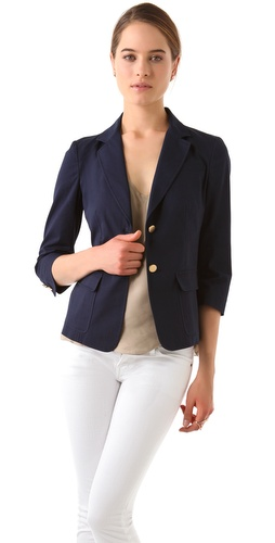 DKNY Two Button Jacket