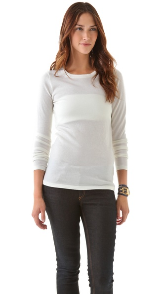 DKNY Crew Neck Pullover