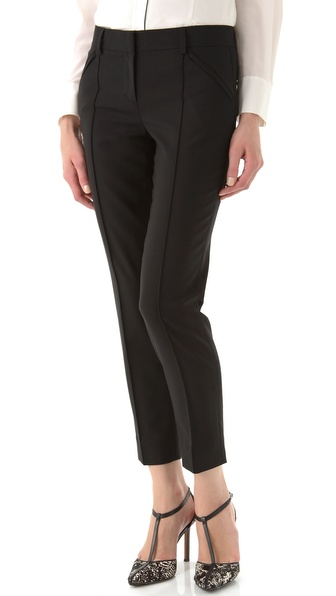 DKNY Narrow Ankle Pants