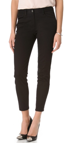 DKNY Ankle Skinny Pants at Shopbop.com