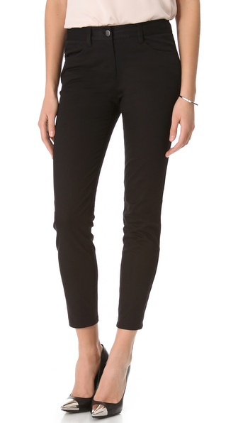 DKNY Ankle Skinny Pants
