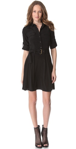 DKNY Shirt Dress at Shopbop.com