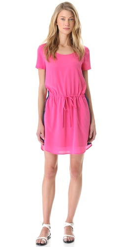 DKNY Drawstring Waist Dress at Shopbop.com