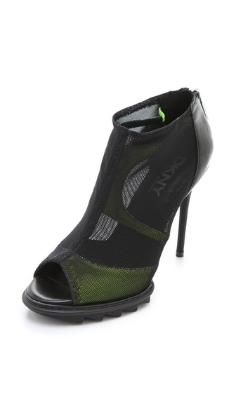 DKNY Adina Stretch Booties