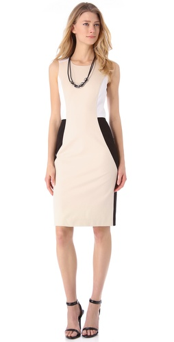 DKNY Sleeveless Sheath Dress at Shopbop.com