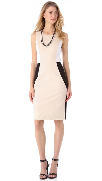 DKNY Sheath Dress  :  formal shopbop dkny style