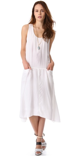 DKNY Pure DKNY Racer Back Dress at Shopbop / East Dane
