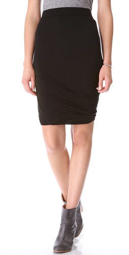 DKNY Pure DKNY Twist Skirt