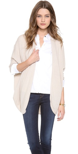 DKNY Pure DKNY Dolman Cardigan Sweater at Shopbop / East Dane
