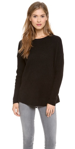 DKNY Pure DKNY Wool Sweater at Shopbop / East Dane