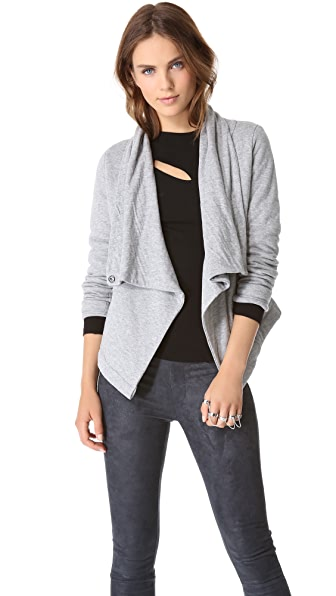 DKNY Pure DKNY Knit Jacket